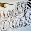 Lettering Completo